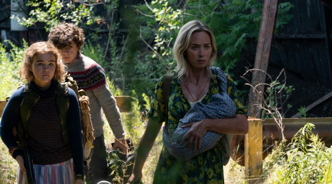 Softly, Softly – Trailer for the Trailer: A Quiet Place II!