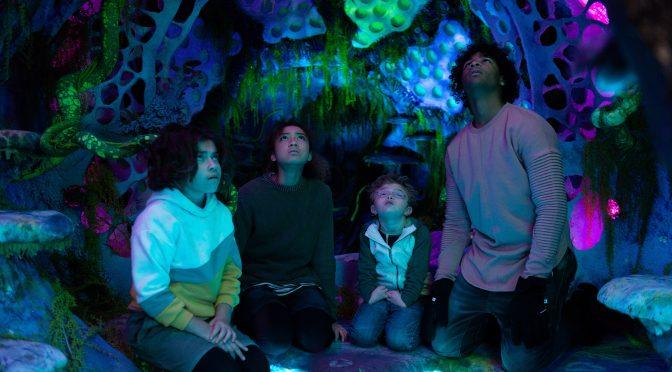First Look Photos: Hulu's Sci-Fi Adventure Endlings