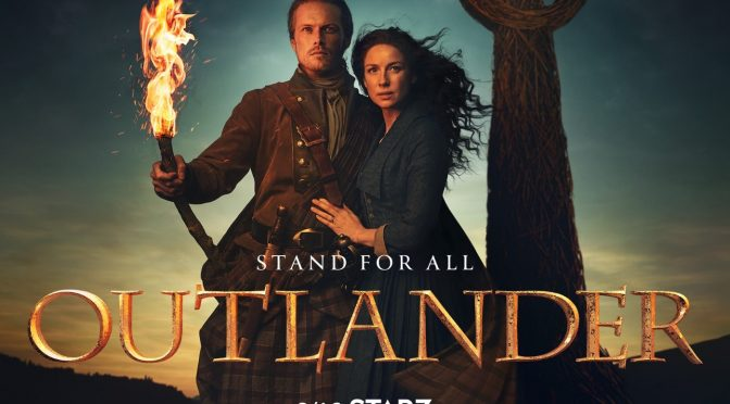 Pointing Towards Something Trailer: Outlander: Season 5!