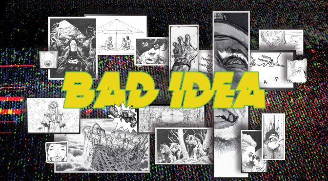Comic Publisher Bad Idea Floats Dazzling Celeb Reel at ComicsPRO 2020!