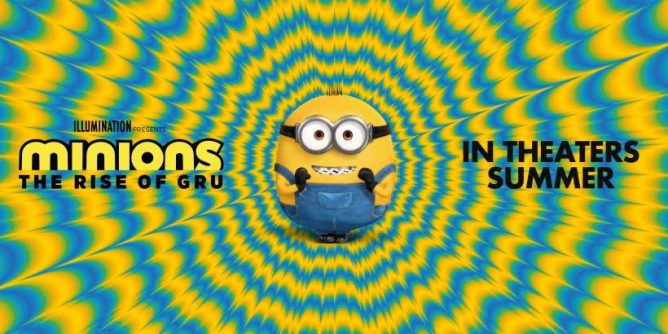 Kid Power Trailer: Minions: The Rise of Gru!