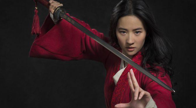 Here I Stand Trailer: Mulan!
