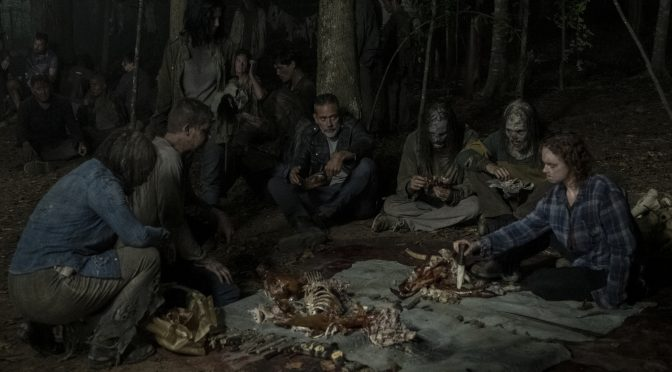 Trapped! AMC Releases The Opening Moments of The Walking Dead: Season 10: Episode 9!