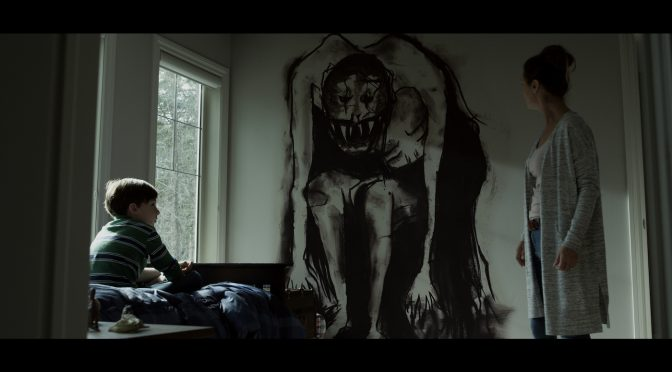 Imaginary Friend, Terrified Mom Trailer: Z!