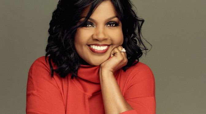 CeCe Winans Performs This Sunday for the National Memorial Day Concert