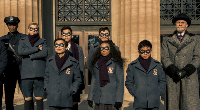 Netflix Sets Season 2 Premiere of The Umbrella Academy!