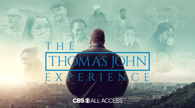 If You Could Talk to the Dead Trailer: The Thomas John Experience!