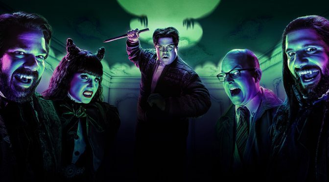 FANGTASTIC! FX RENEWSWHAT WE DO IN THE SHADOWSFOR A THIRD SEASON!