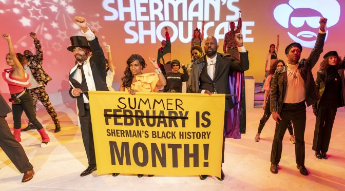 "SHERMAN'S SHOWCASE ""BLACK HISTORY MONTH SPECTACULAR"" PREMIERES FRIDAY, JUNE 19 ON AMC AND IFC!"
