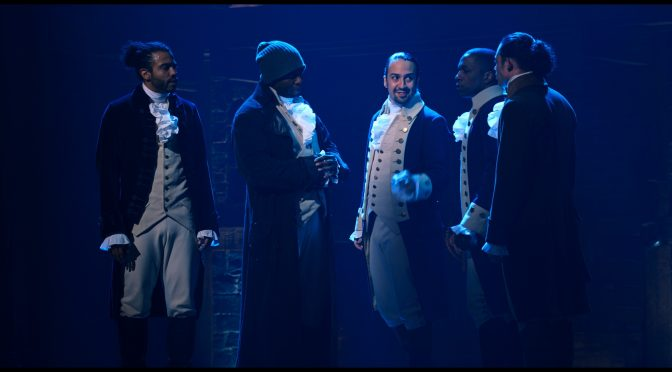 Disney+ Releases Trailer for Hamilton!