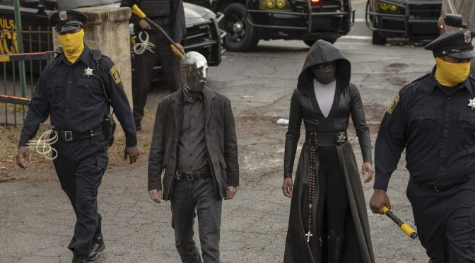 Watchmen & Unbelievable Lead TCA Awards Nominations!