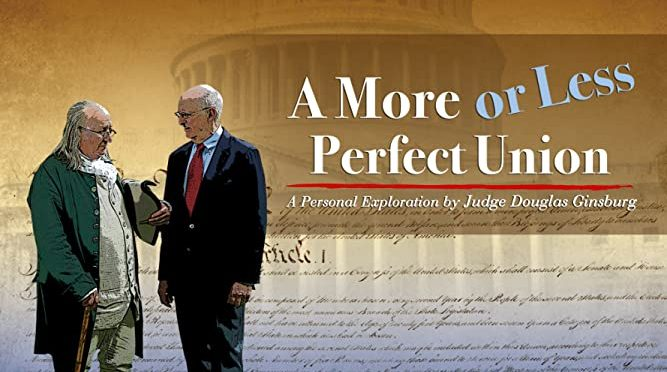 Judge Douglas H. Ginsburg's Constitutional Adventure