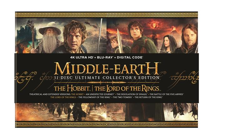 Middle-Earth Collection