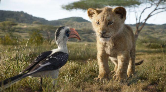 Life's Not Fair Trailer: The Lion King!