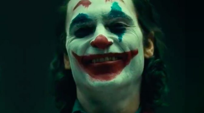 Put On a Happy Face Trailer: Joker!