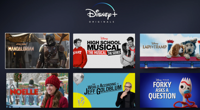 D23 Expo: Disney+ Announces Some Awesome Stuff!