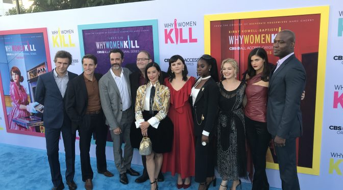 WHY WOMEN KILL premieres on August 15 on CBS All Access