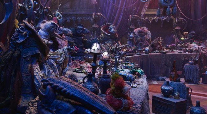 TV Review: Netflix's The Dark Crystal: The Age of Resistance is BRILLIANT!