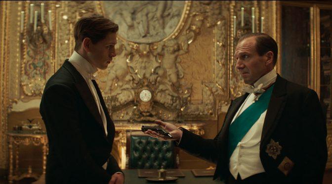 Not Gentle Men Trailer: The King's Man!