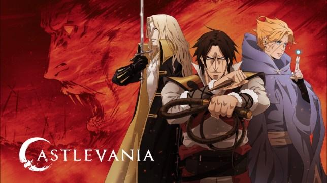 Castlevania: Season 2 Blu-ray, Transformers Art Book Lead VIZ Media's November Releases!