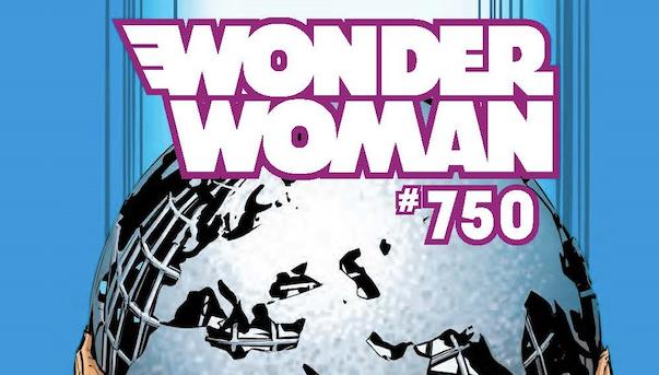 Wonder Woman Celebrates Upcoming Milestone with New Direction