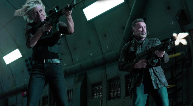 Terminator: Dark Fate Is a Surprisingly Fun Ride!