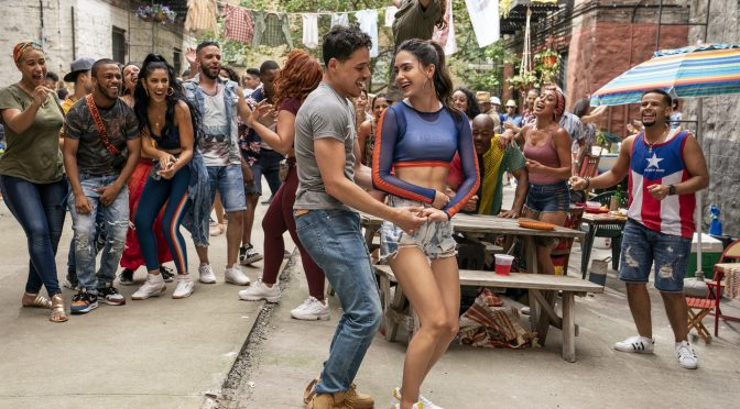 A Little Dream in Washington Heights Trailer: In The Heights!