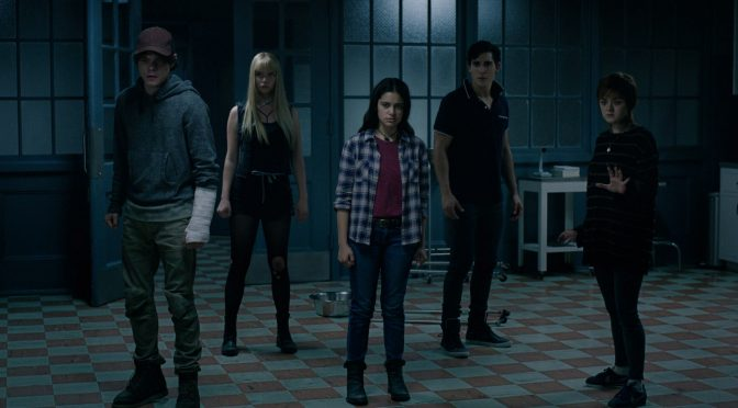 We're Not Here to Get Better Trailer: The New Mutants!