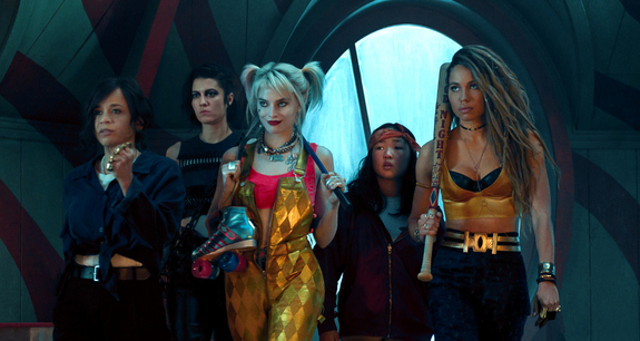 Birds of Prey – Less Whimsy Than Expected but Still a Lot of Fun!