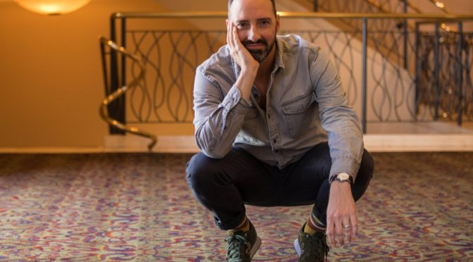 Tony Hale Cast In Dual Role in Hulu's The Mysterious Benedict Society!