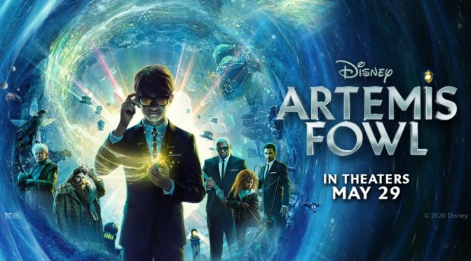 Save Your Father and Save the World Trailer: Artemis Fowl!