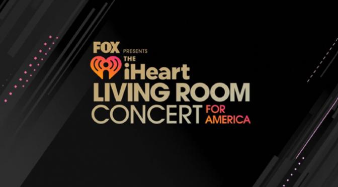 Ellen Degeneres, Lady Gaga Among Additions for The iHeart Living Room Concert!