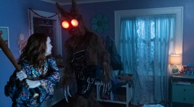 The Internet Literally Created a Monster Trailer:  Into the Dark: Pooka Lives!