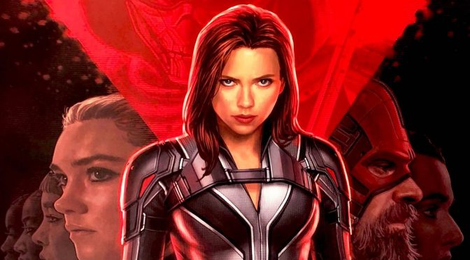 That's Not My Story Trailer: Marvel's Black Widow!