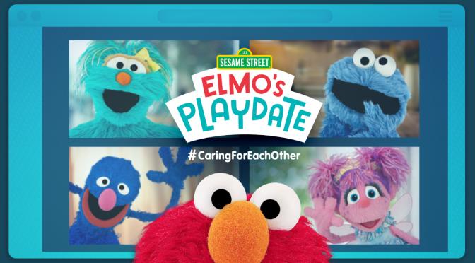 WarnerMedia Networks to Air Sesame Street: Elmo's Playdates!