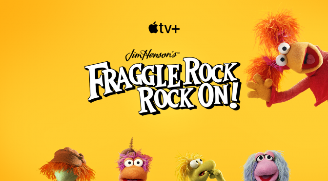 Apple Brings Back The Fraggles in Fraggle Rock: Rock On!