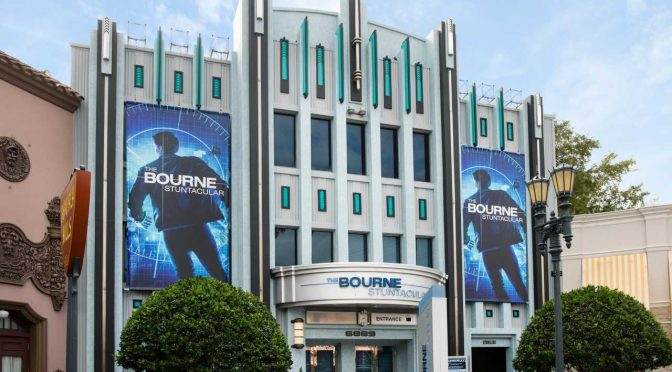 The Bourne Stuntacular Opens at Universal Orlando, June 30th!