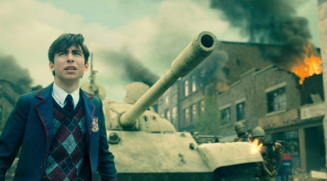 We Brought the Apocalypse With Us Trailer: The Umbrella Academy 2!