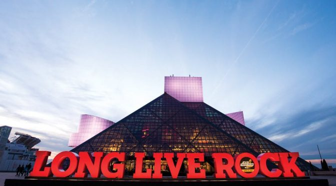 The Rock & Roll Hall Of Fame Announces 2020 Induction Ceremony Exclusive HBO Special To Honor This Year's Inductees!