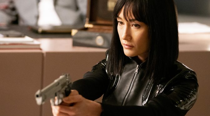 The Marvelous Maggie Q on Being The Protégé